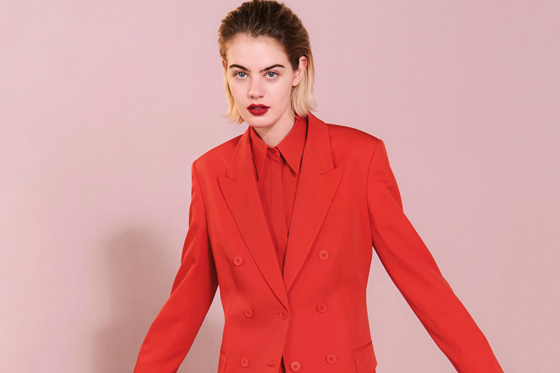 Stella McCartney's 2017 Pre-Fall Collection Includes a Statement-Making Pantsuit