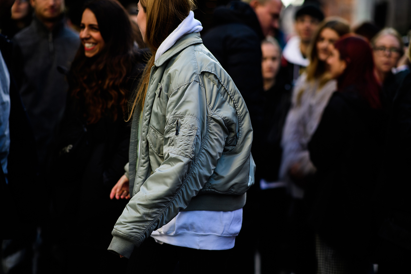 Women's Streetsnaps London Fashion Week Men's January 2017 - 79177