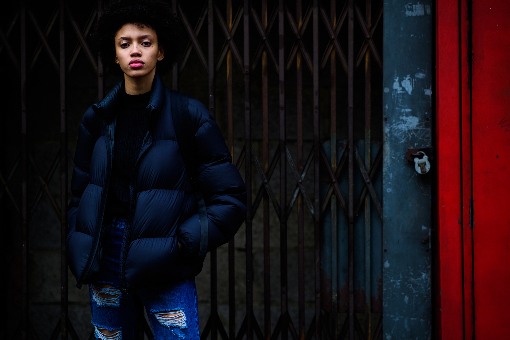 Women's Streetsnaps London Fashion Week Men's January 2017 - 79184