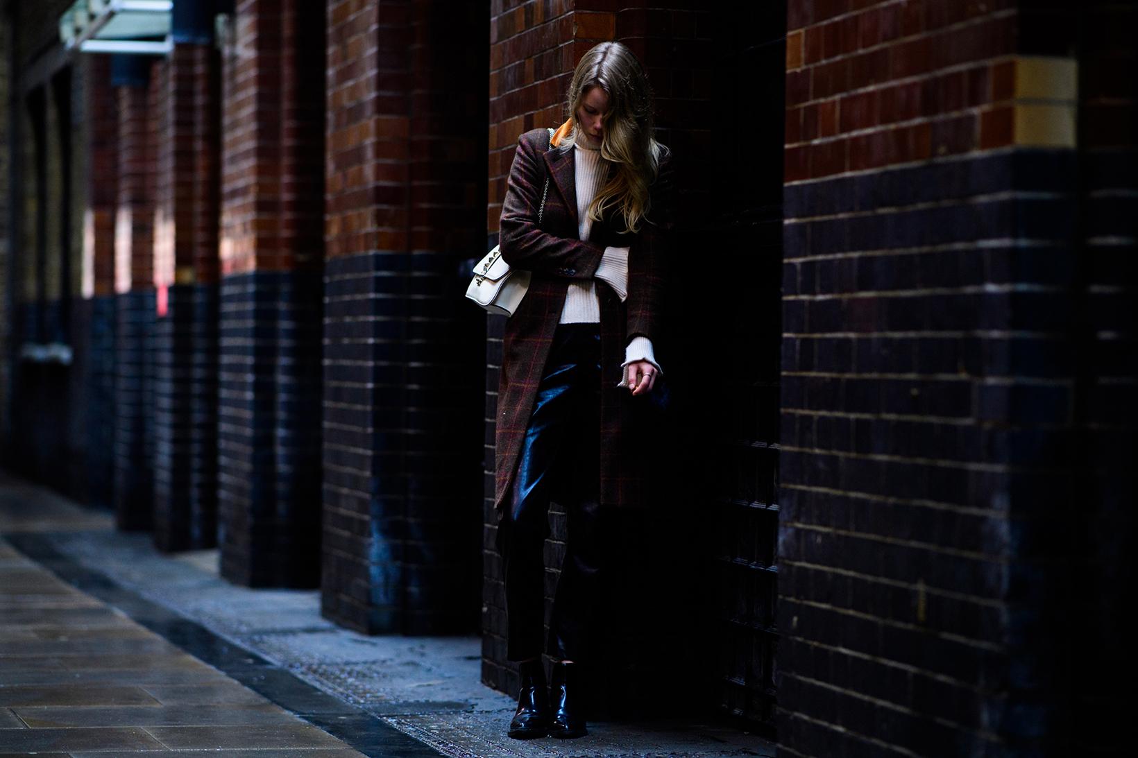 Women's Streetsnaps London Fashion Week Men's January 2017 - 79185