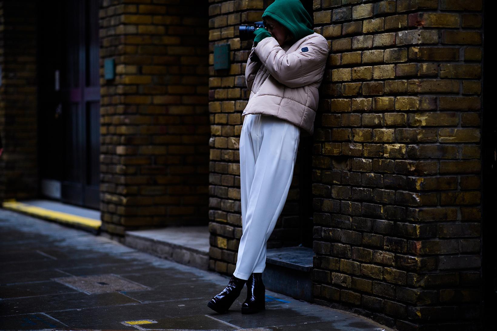 Women's Streetsnaps London Fashion Week Men's January 2017 - 79186