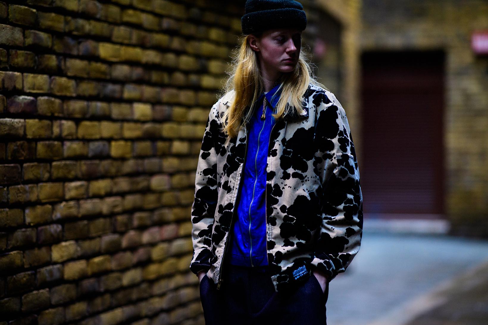 Women's Streetsnaps London Fashion Week Men's January 2017 - 79188
