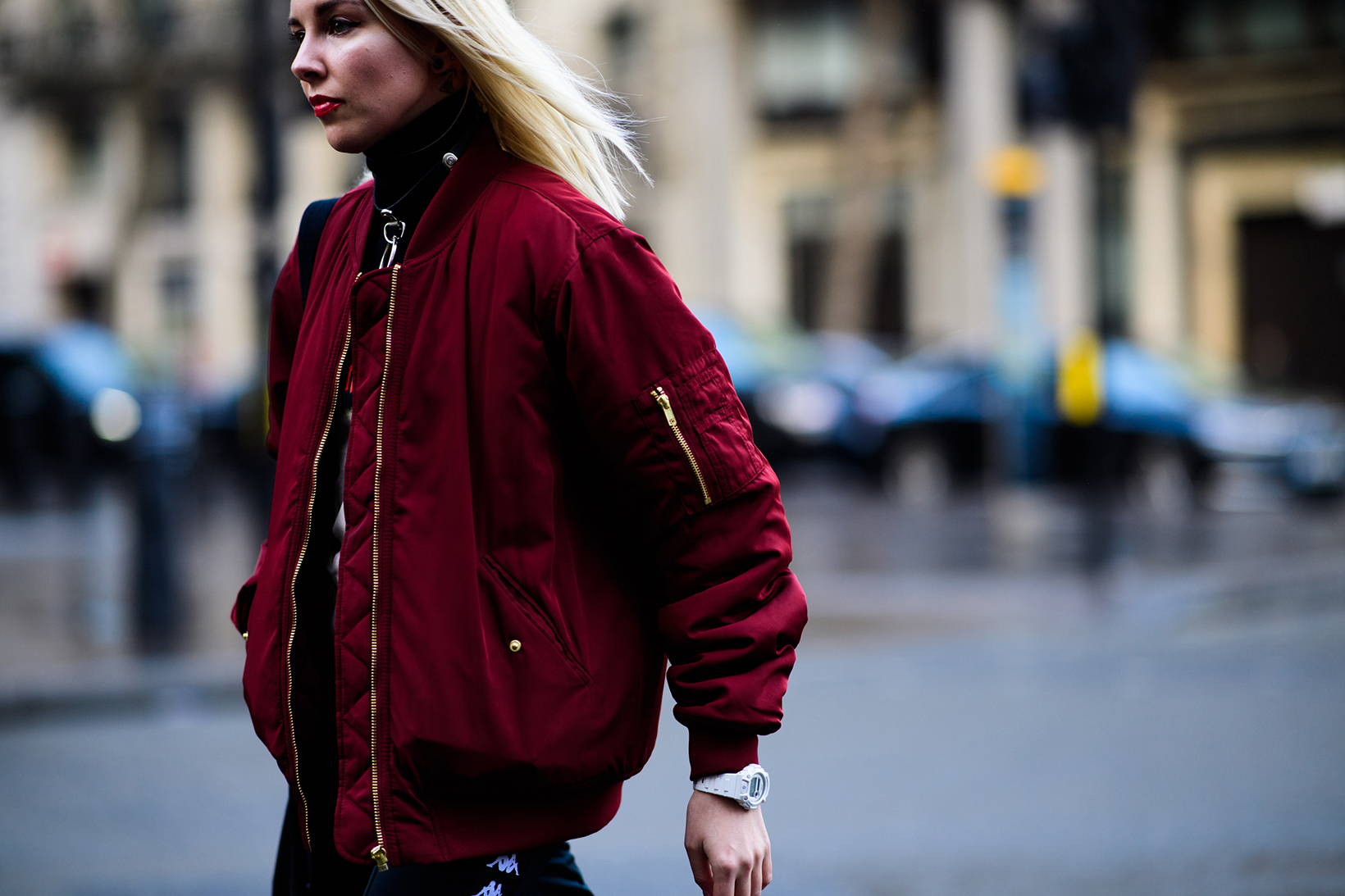 Women's Streetsnaps London Fashion Week Men's January 2017 - 79189