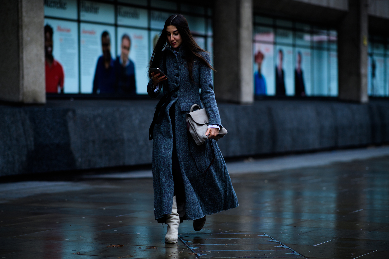 Women's Streetsnaps London Fashion Week Men's January 2017 - 79220