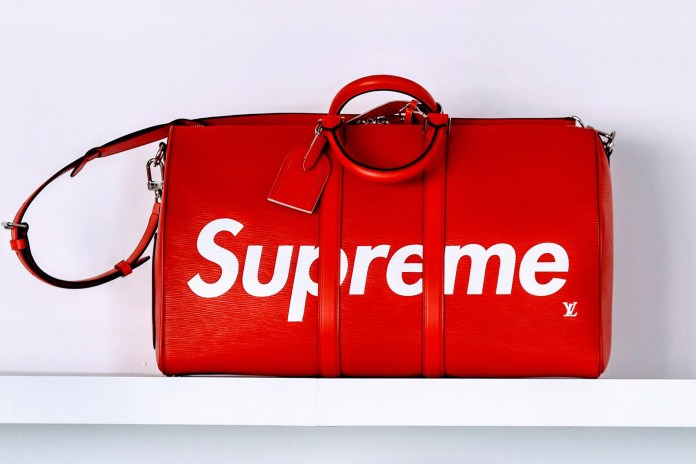 Here's Every Single Item in the Supreme x Louis Vuitton 2017 Fall/Winter Collection