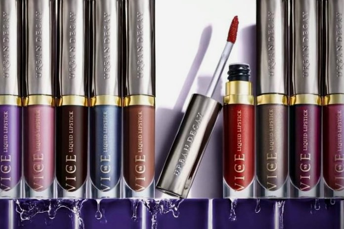 Urban Decay Is About to Launch a Massive Vice Liquid Lipstick Collection