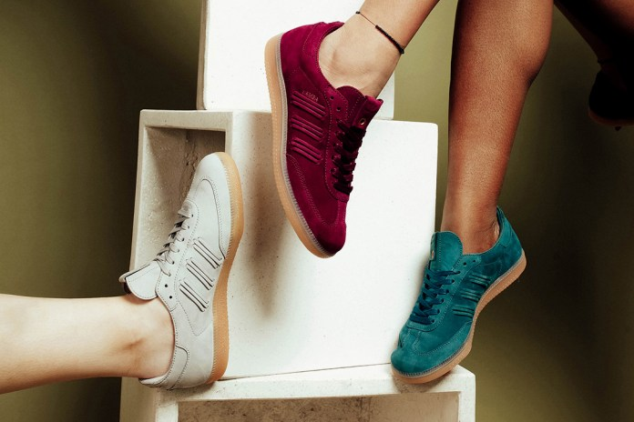 "The adidas Consortium Samba ""Deep Hue"" Pack Celebrates Women Everywhere"
