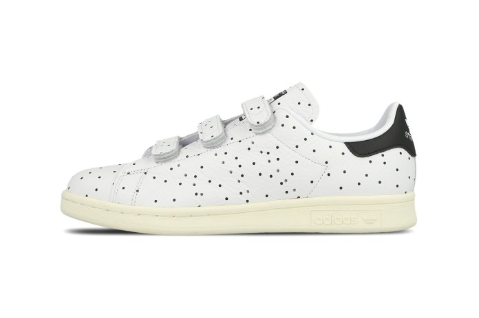 This adidas Originals Stan Smith CF Is Seeing Spots