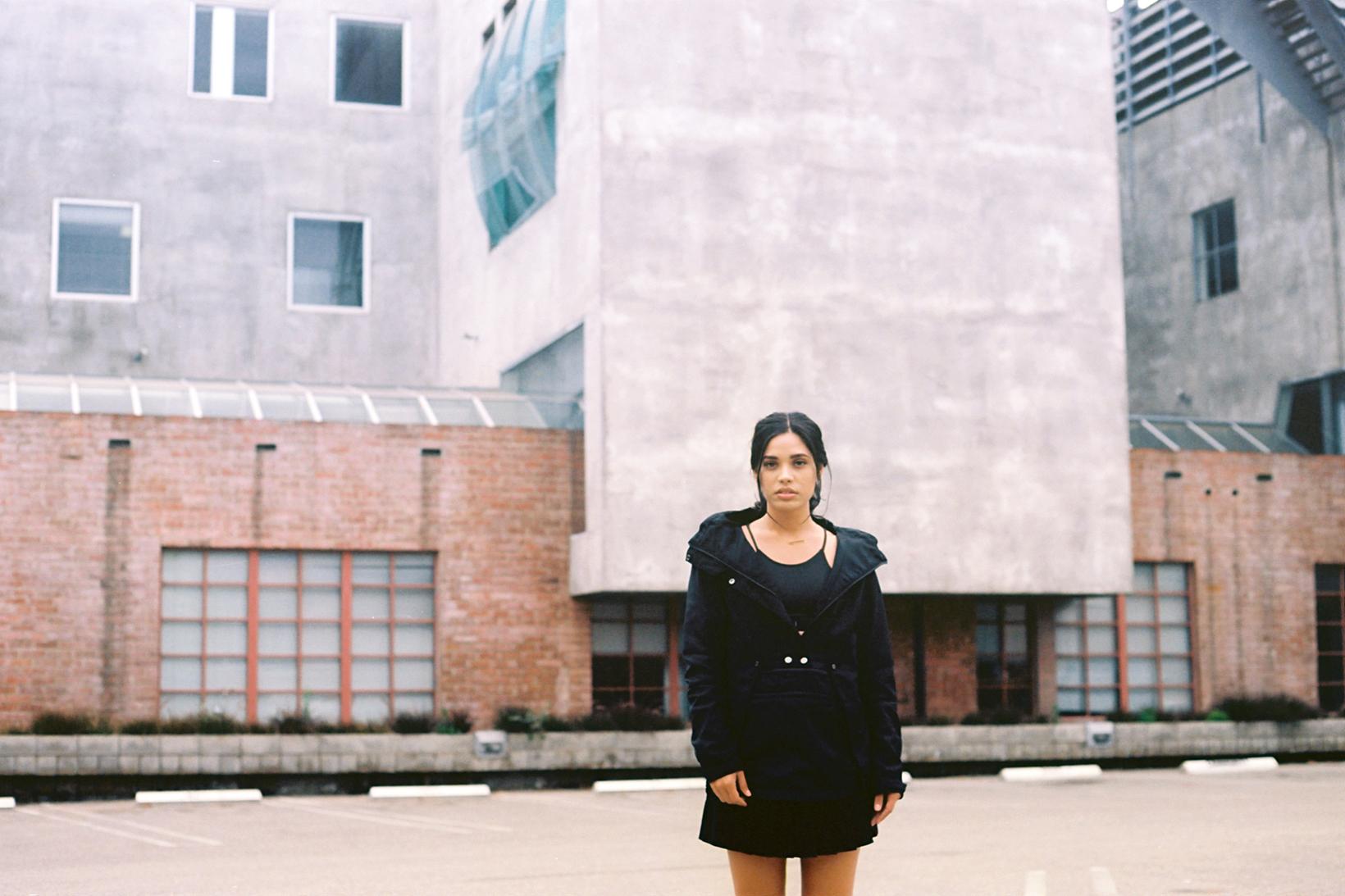 Allen Park Aleali May Streetwear Editorial