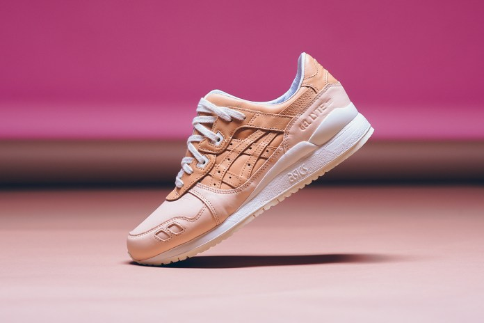 "The ASICS GEL-Lyte III ""Veg-Tan"" Will Be Your New Minimalist Obsession"