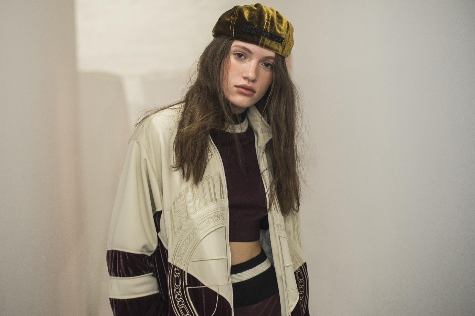 Astrid Andersen 2017 Fall Winter Collection Backstage