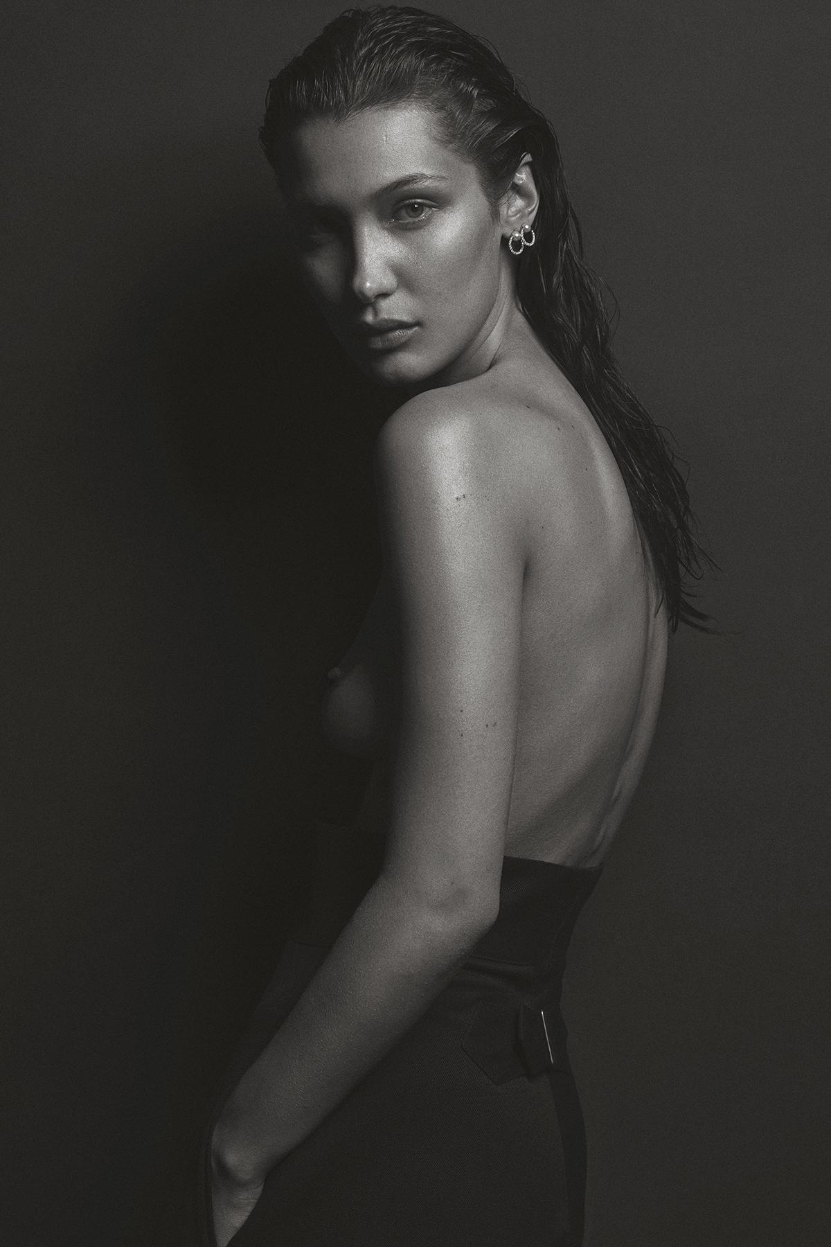 Bella Hadid Mario Sorrenti V Magazine 2017 March Issue