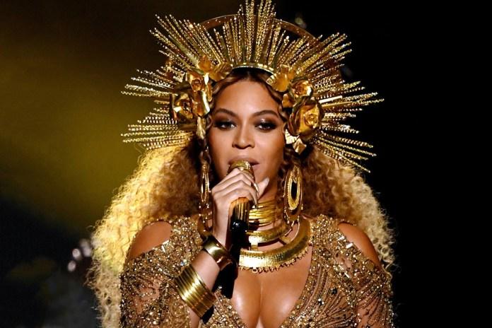 Beyoncé Wins Best Urban Contemporary Album with 'LEMONADE' at 2017 Grammys