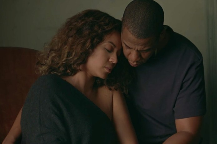 """Watch Beyoncé's Emotional Music Video for """"Sandcastles"""" Starring Jay Z"""