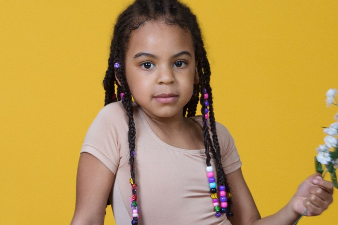 Bow Down: Blue Ivy May Soon Have Her Own Beauty Line