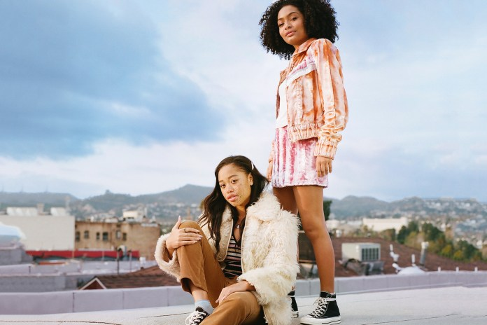 Converse Gets Into a '70s Groove With a New Chuck Taylor All Star Lookbook