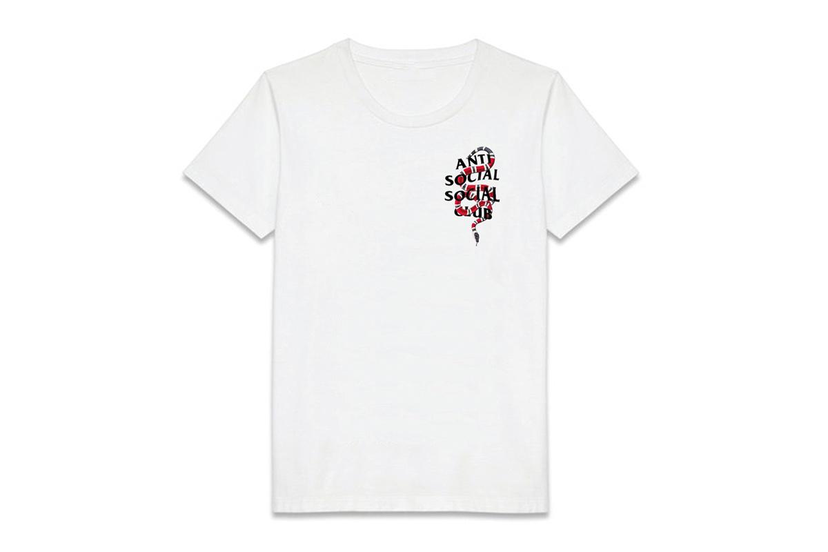 Coolporate Gucci Snake Streetwear T-Shirt