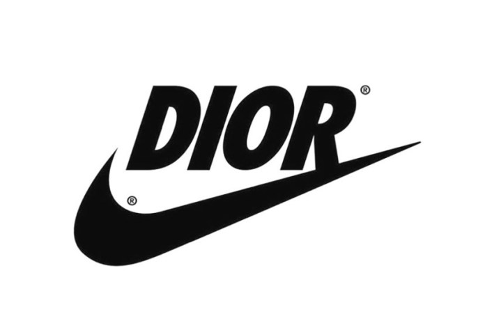 A Dior x Nike Collaboration Might Be Coming Soon