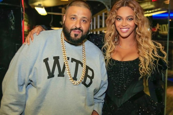 "Listen to DJ Khaled's New Track ""Shining"" Featuring Beyoncé and Jay Z"