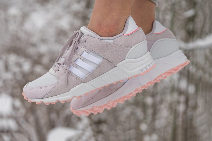 """Haze Coral"" Stars in This adidas Originals EQT Support RF Pack"