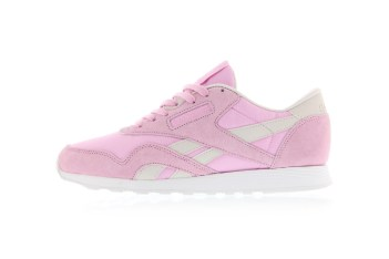 Picture of The New FACE Stockholm x Reebok Classic Nylon Is Pink-ed Out