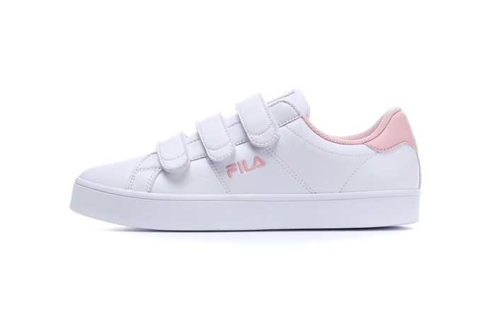 The Pink in FILA's New Court Deluxe Will Make Your Heart Thump