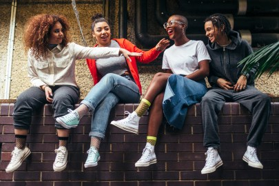 The 'gal-dem' Crew Explores Individuality and Sisterhood Around London