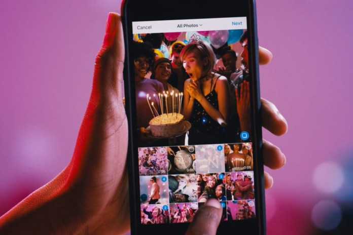 WTF, Instagram Just Launched a Photo Album Feature