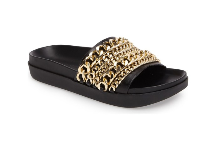Did Kendall and Kylie Jenner Copy Chanel's Slides for Their Own Line?