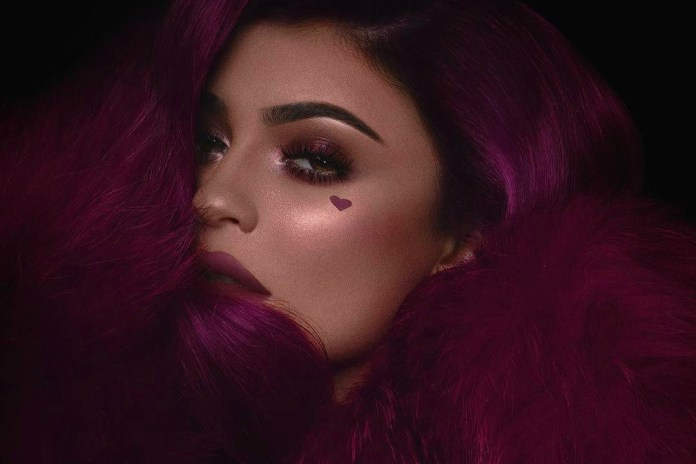 Here's Everything You Need to Know About Kylie Cosmetic's Valentine's Collection