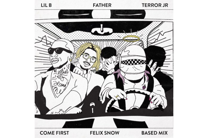"""Kylie Jenner's Alleged Band — Terror Jr — Drops """"Come First"""" Remix with Father & Lil B"""