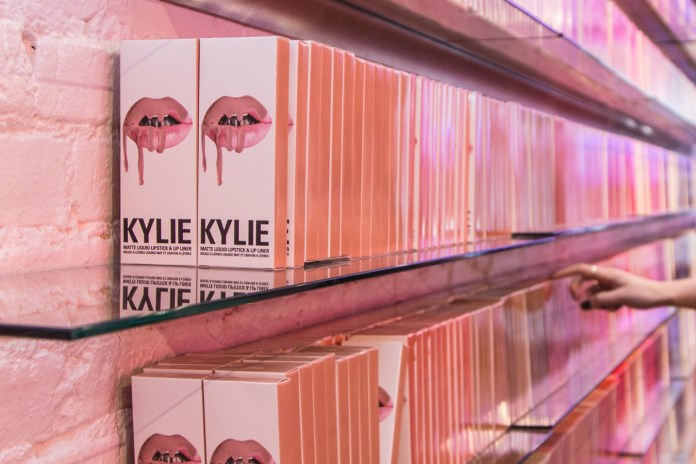 Tour Kylie Jenner's New York Pop-Up – Lip Kit Wall, Flame Merch and All