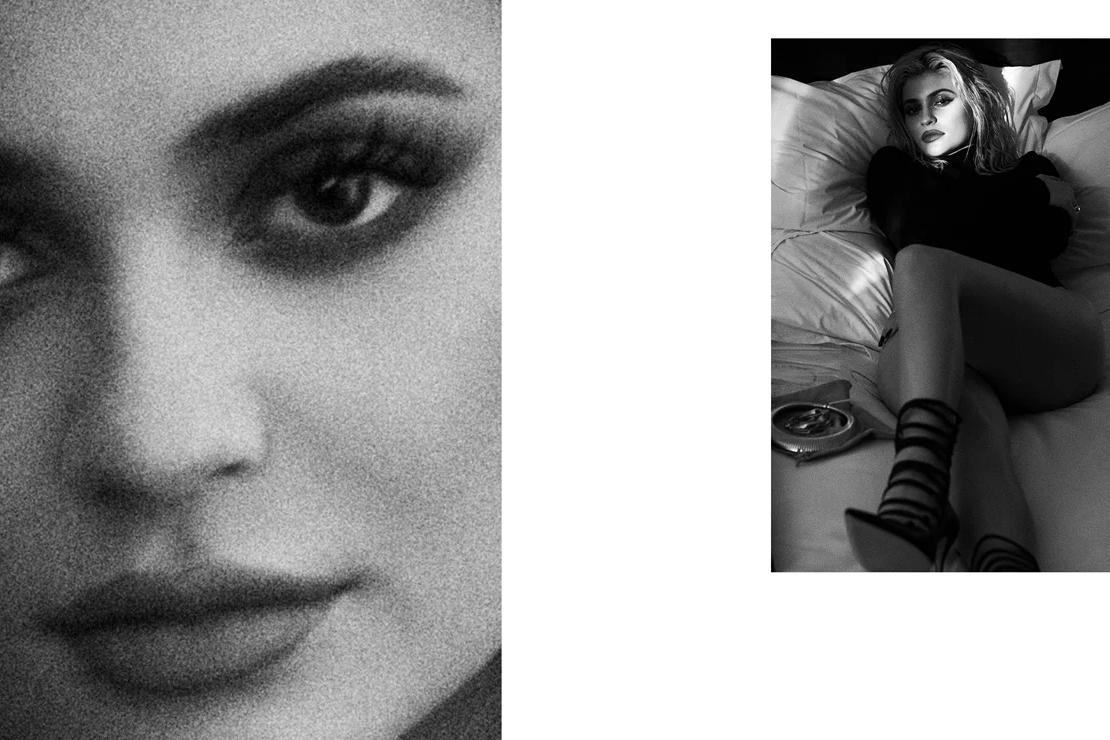 Kylie Jenner Violet Grey