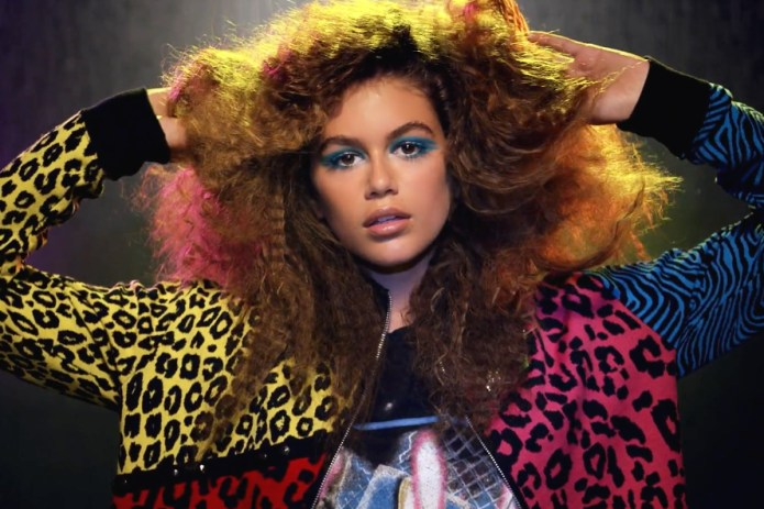 Feast Your Eyes to Kaia Gerber's Stunning Marc Jacobs Beauty Campaign Film
