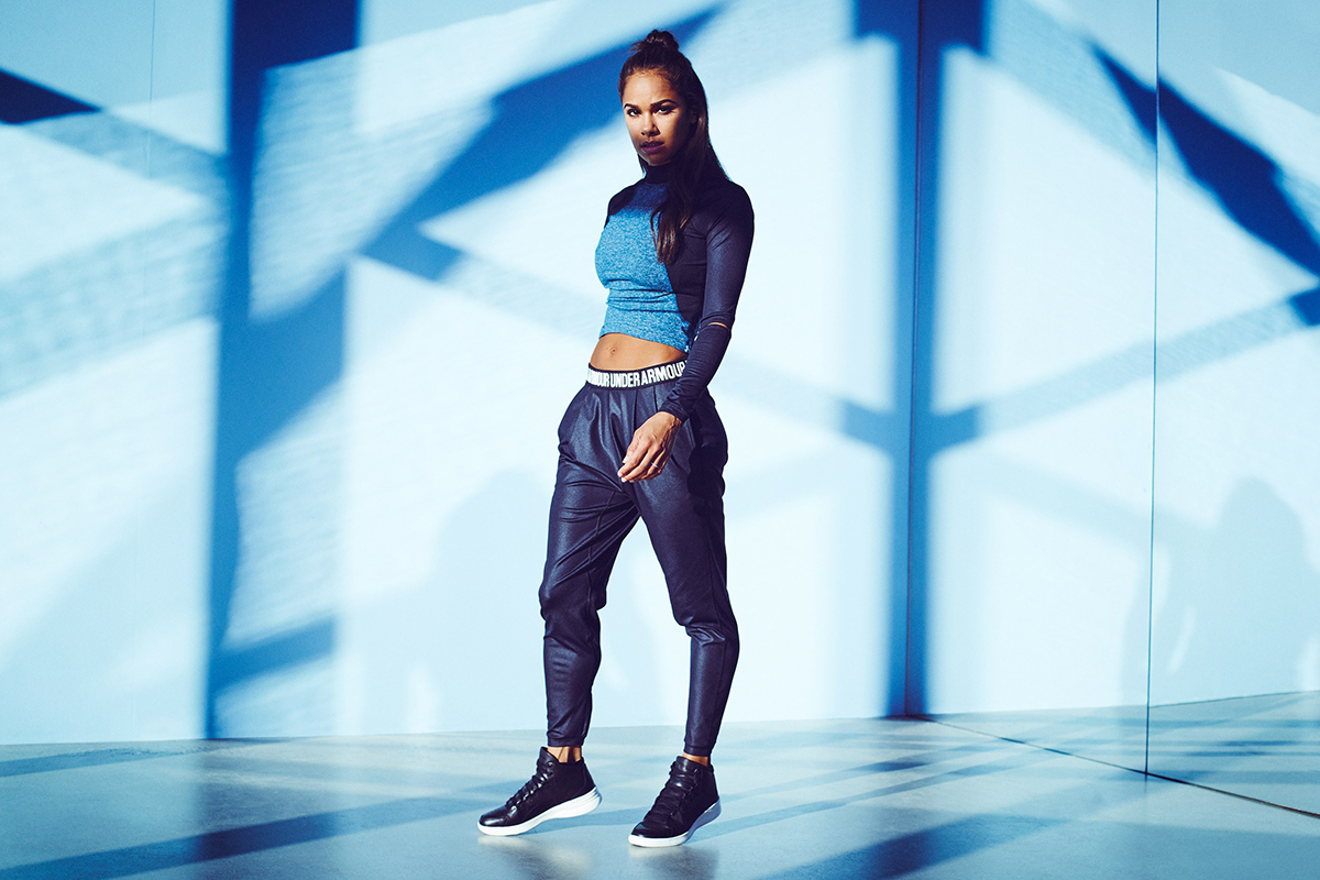 Misty Copeland Under Armour Activewear Collection