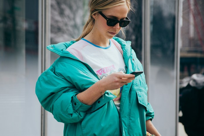 Streetsnaps: NYFW Closes Out with Bold Colors and Statement Outerwear