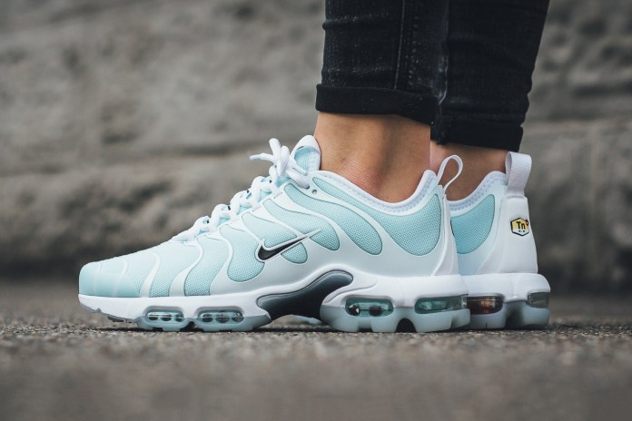This Baby Blue Nike Air Max Plus Ultra Is Old School Wavy