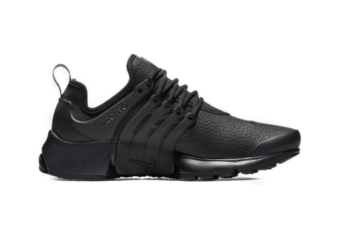 "Nike's Air Presto Premium ""Black Out"" Is an Everyday Must-Have"
