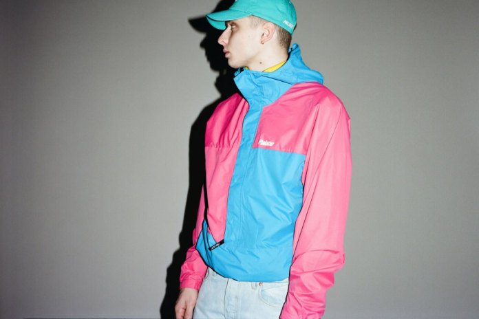 Palace Drops a Pastel-Filled 2017 Spring/Summer Lookbook