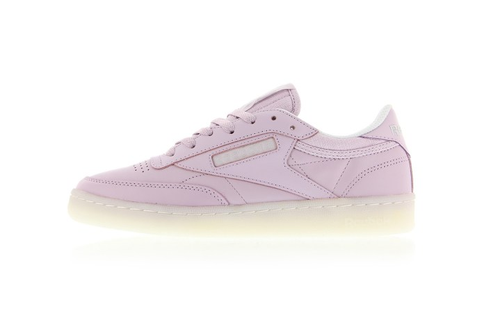 This Lilac Reebok Club C 85 Is So Clean and Easy to Wear