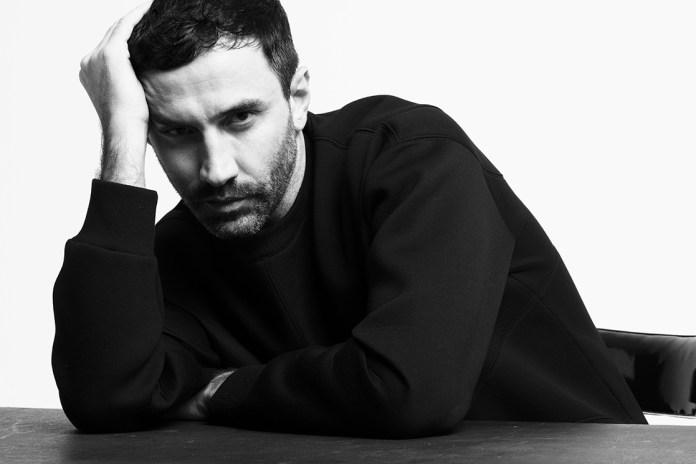 BREAKING NEWS: Riccardo Tisci Exits Givenchy
