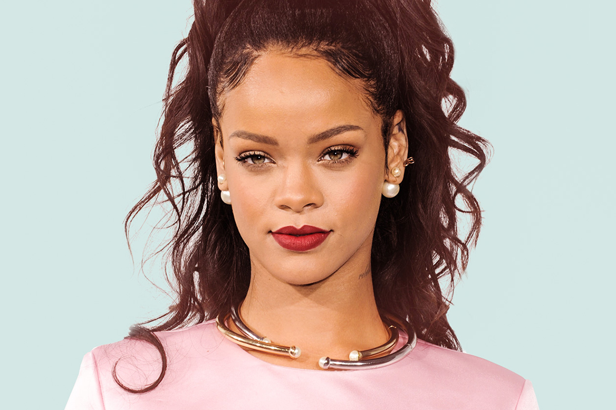 Rihanna Will Be Launching Her Own Makeup Brand This Fall