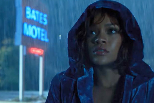 Watch Rihanna's Super Steamy 'Bates Motel' Scene in New Trailer