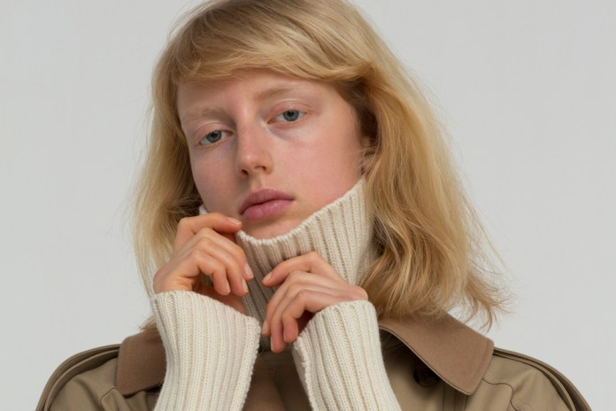 salvy;'s 2017 Fall/Winter Collection Is Turtleneck Heaven
