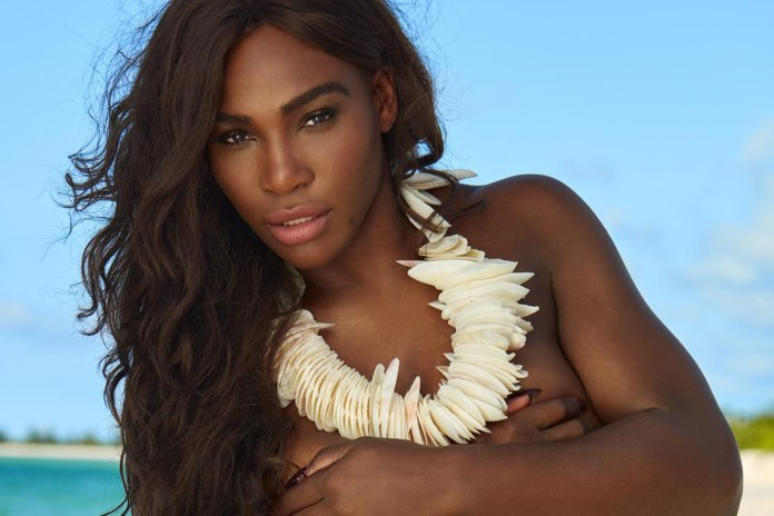 Serena Williams Gets Bare on the Beach for 'Sports Illustrated's 2017 Swimsuit Issue