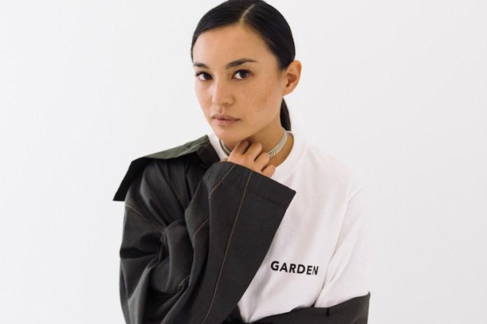 "SOSUPERSAM Unveils Her All-New ""GARDEN"" Merch"