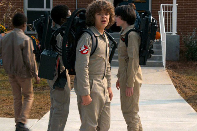 Here's Your Official First Look at 'Stranger Things' Season Two