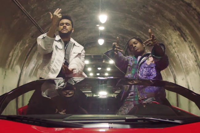 "The Weeknd's New Music Video Is A ""Reminder"" of How Awesome His Life Is"
