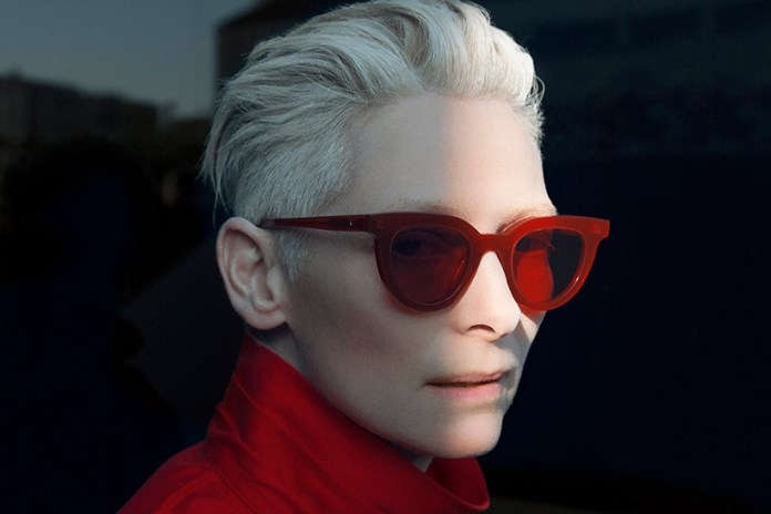 Ice Queen Tilda Swinton Is Gentle Monster's New Muse