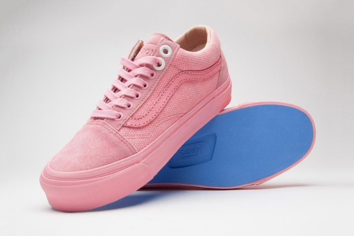 Union Los Angeles x Vans Go Pretty Pastel on an Old Skool Collection